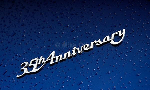 Morgan 35th Anniversary Badge - Different...