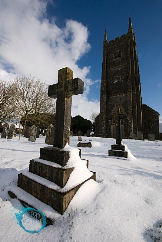 Kilkhampton Church - Landscapes
