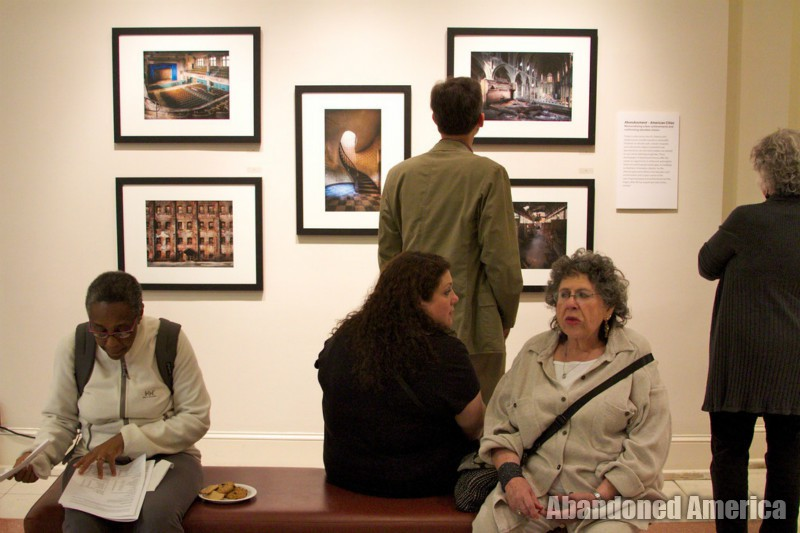 Before and After Utopia Exhibition - Open Lens Gallery, Gershman Y, Philadelphia PA
