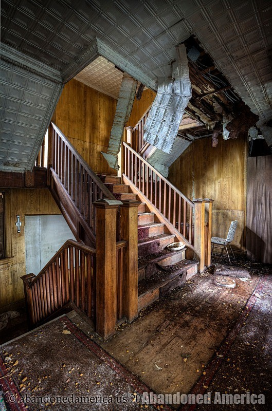 The Fox Hotel* | Abandoned America
