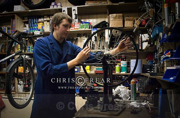 Kirkpatrick Cycles - Small Shops