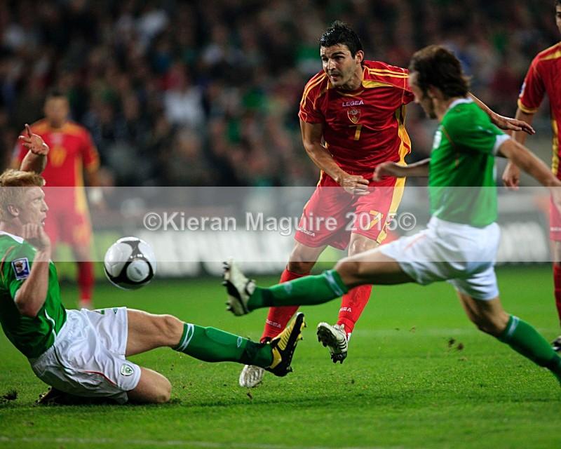_MGN8993 - FIFA World Cup Qualifer Republic of Ireland v Montenegro 14/10/09