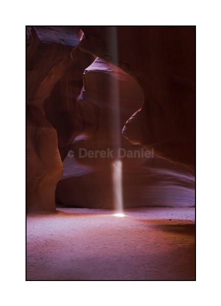Beams Of Light #2 - Arizona