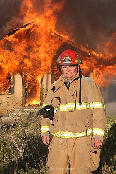 Toad McKnight - Fallon/Churchill Fire Department