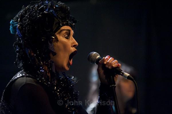 Lene Lovich - Concert