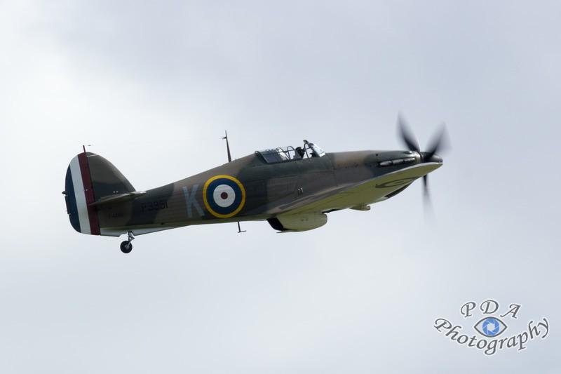 28 Hurricane Mk IIa
