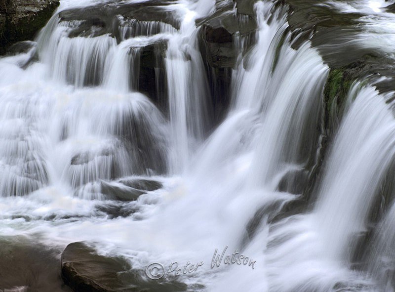 Plattekill Creek New York State USA - Rivers & Waterfalls