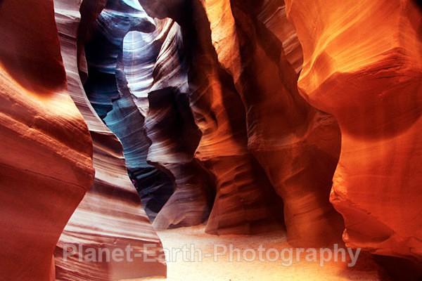 Antelope Canyon 3 - Utah-Upper Antelope Canyon