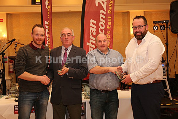 - East Midland Rally Championship Dinner Awards