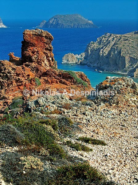 Geological formations(2) - Νησιά I Islands