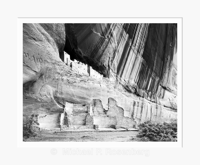 White House Ruins, Canyon De Chelly, AR (5903) - Western US