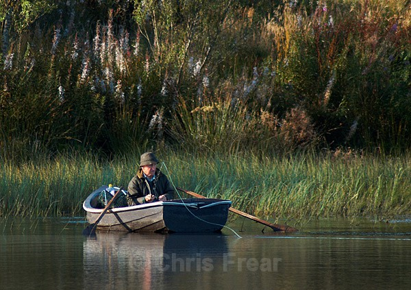 The Last Day - Flyfishing Photography