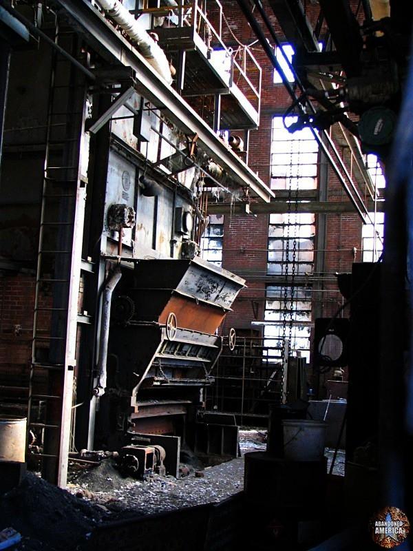 Raymark Industries (Manheim, PA)   Power House - Raymark Industries