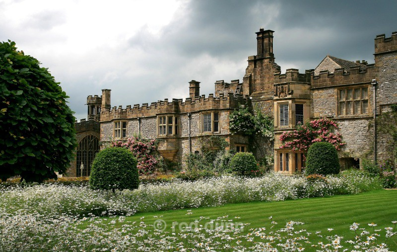 Haddon Hall - Peak District