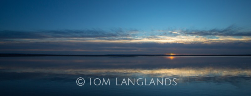 Dawn over the Solway - Landscapes