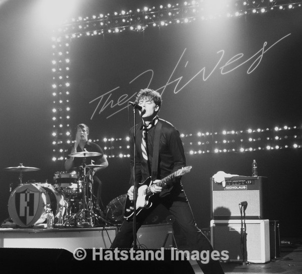 The Hives, Brixton Academy - music
