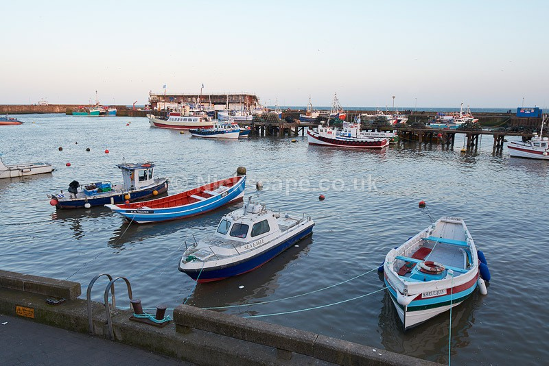 Bridlington Harbour - Yorkshire - Yorkshire