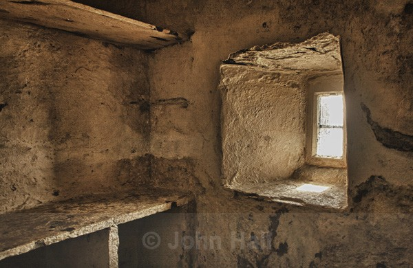Ballad Of Reading Gaol - Lighthouse Interior, Co. Wexford.