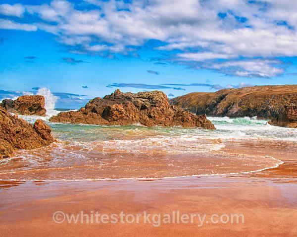 Durness Beach - Scottish Highlands
