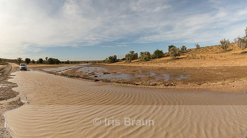 Water for the Desert - Landscape
