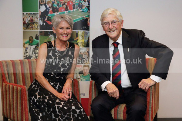 1N2A2050 - An Evening with Sir Michael Parkinson ~ NCFC, March 11th