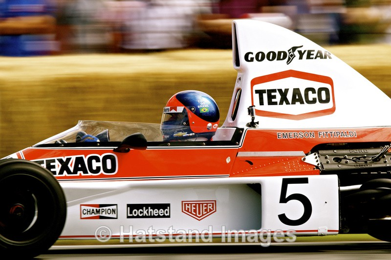 Emerson Fittipaldi - motorsport