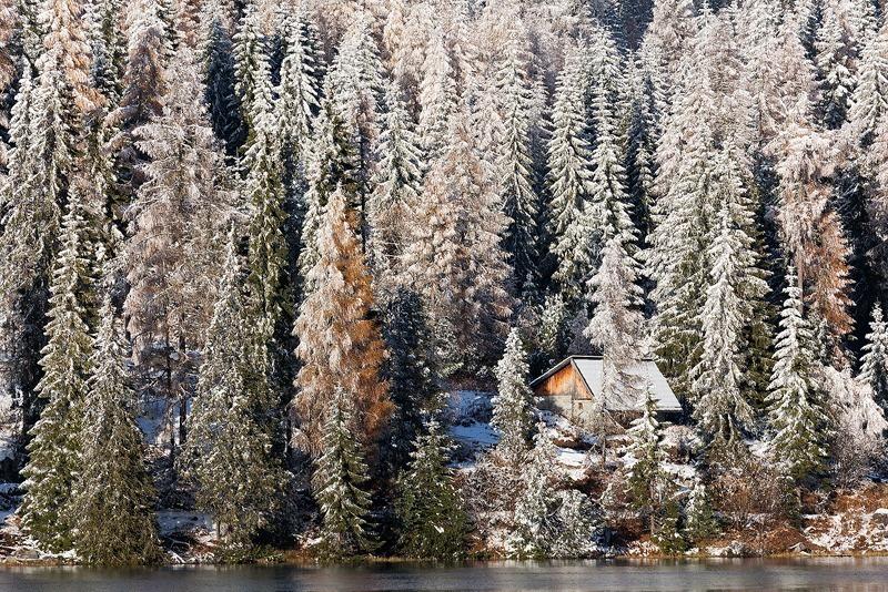 Home on the Lake - Photographs of Slovakia
