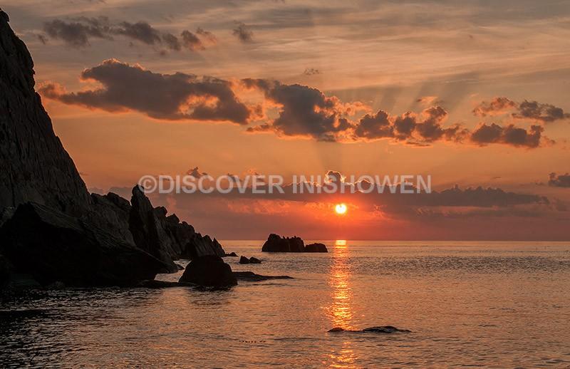 Sunrise at Port-a- Doris - Nature