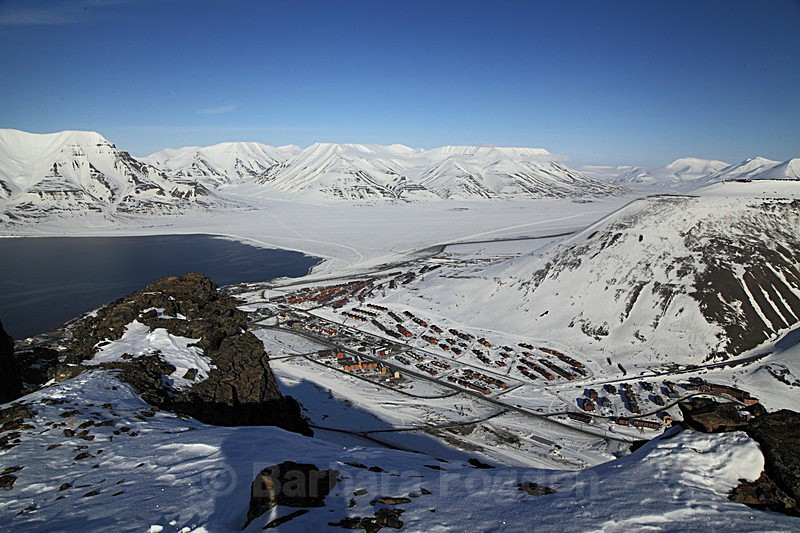 Longyearbyen in winter - Latest Photos