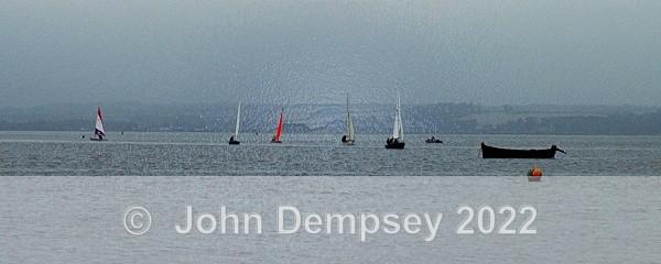 September Sailing 3 - Montrose Basin