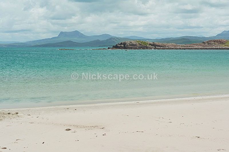 Mellon Udrigle Beach - Wester Ross - Scottish Highlands - Scotland