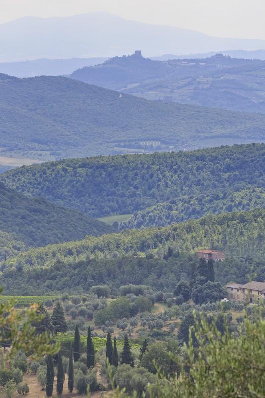 Castiglione d'Orcia - Slovenia and Tuscany