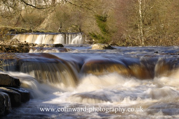 River Swale, Swaledale. Ref 4002 - The Pennines and The Lake District