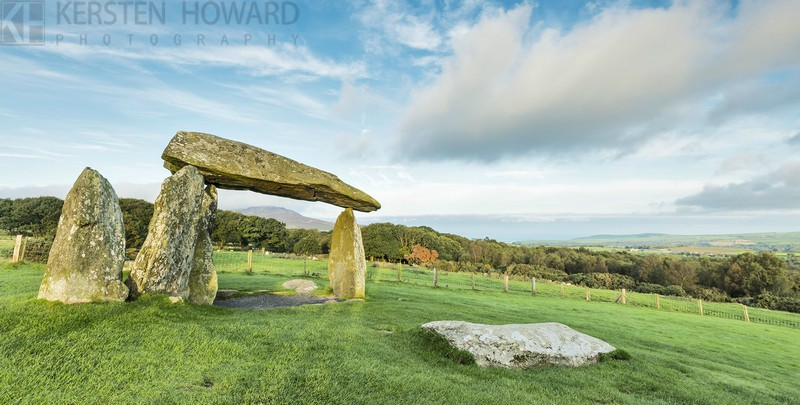 The Test Of Time - Pentre Ifan - Images from book