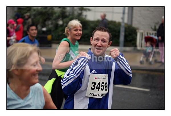 9 - Sheffield 1/2 Marathon