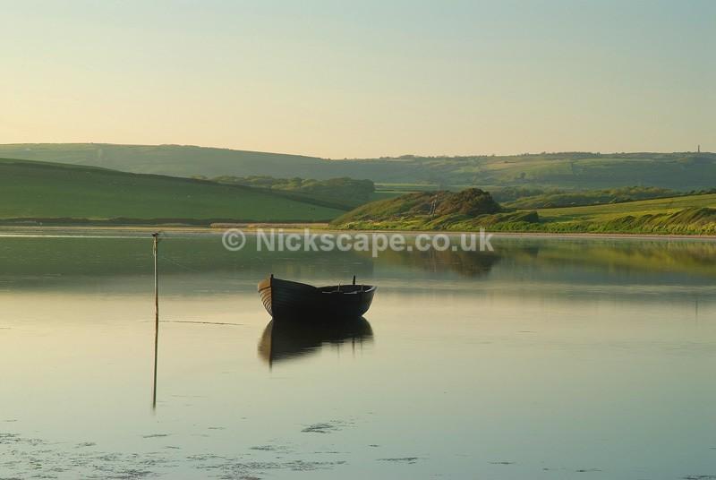 The Fleet   Romantic Scene from Rodden Hive   Chesil Beach   Dorset