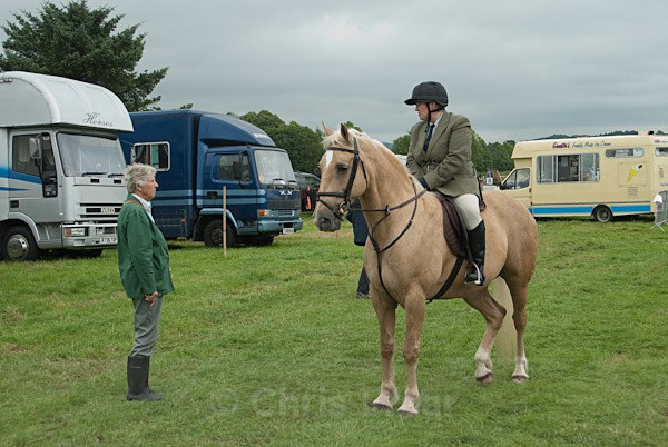 2 - Moniaive Horse Show 2010