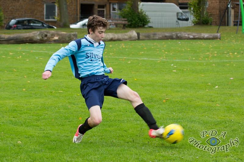 29 Football - Earls Barton United FC U16