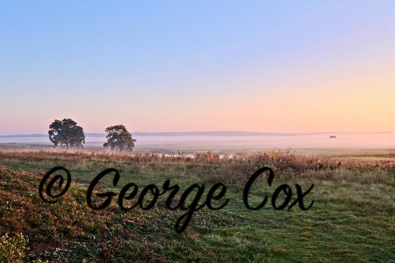 Elmley Sunrise - Landscapes