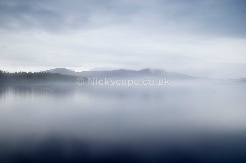 Loch Garten Mountain Landscape | Aviemore | Cairngorms Photo Gallery | Scotland