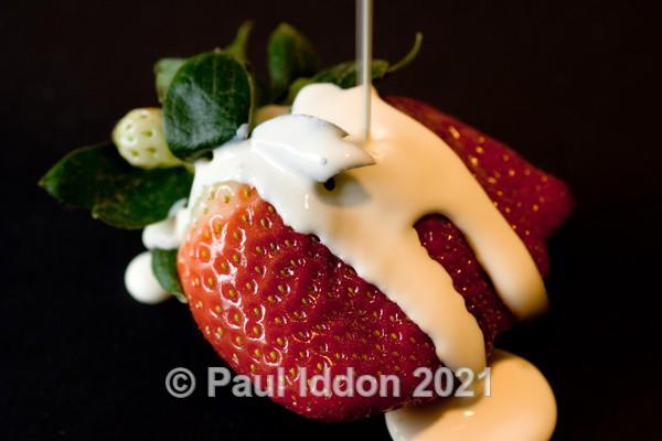 Strawberry & Cream - Creative