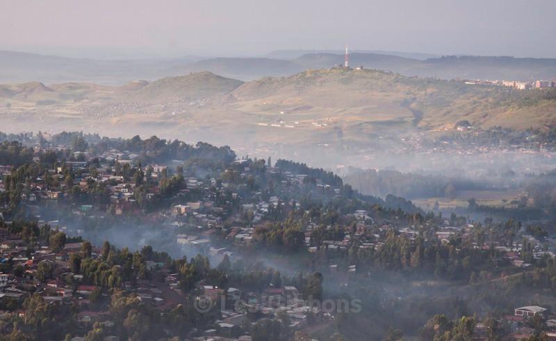 Gondar dawn - Ethiopia