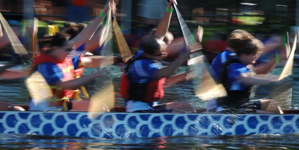 Dragon Boat Race 3 - Summer