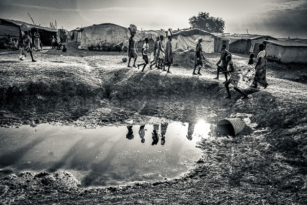 South Sudan, Bentiu, UN, IDP, Displaced, People, Camp