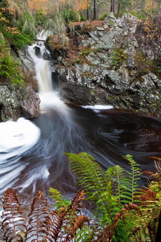 Bruar falls 3 - Perthshire