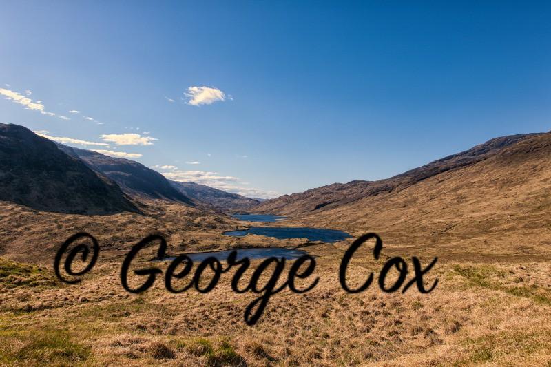 Three Lochs - Landscapes
