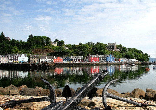Tobermory (image Mull 002) - Urban Landscapes & Buildings