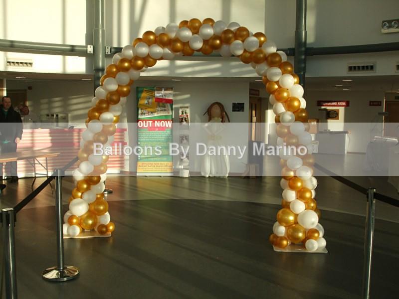 Grand arch - Wedding Balloon Photos