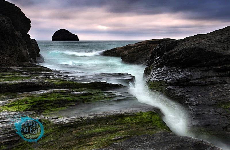 Gul Rock - Seascapes