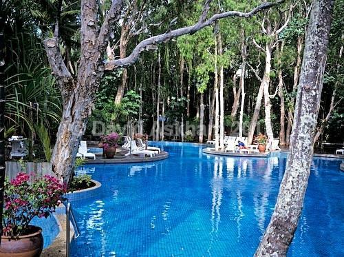 Swimming pool - Travel & Landscape